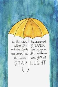"""""""In the rain,... Pavement Quotes"""