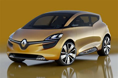 Renault Car : Renault Scenic Joined By Megane Sports Tourer In Geneva