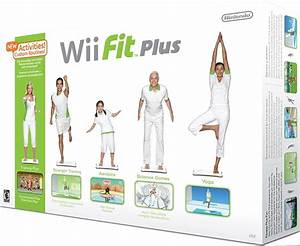Wii Fit Plus With Balance Board Review Should You Buy