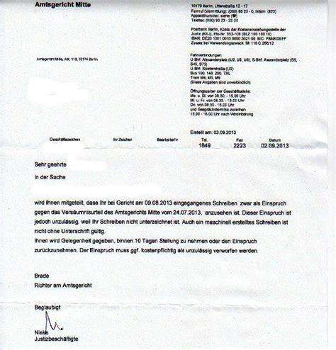 Nicht Vergessen Antraege Und Anzeigen Bei Behoerden by Schreiben Ohne Unterschrift Sind Nicht G 252 Ltig 5 Gg
