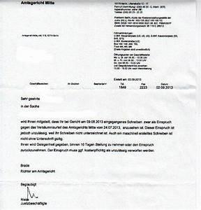 Im Anhang Sende Ich Ihnen Die Rechnung : richter best tigt schreiben ohne unterschrift nicht g ltig netzwerk volksentscheid ~ Themetempest.com Abrechnung