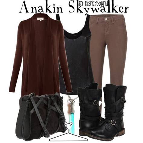 Anakin Skywalker created by lalakay on Polyvore #starwars | The Collection | Pinterest ...