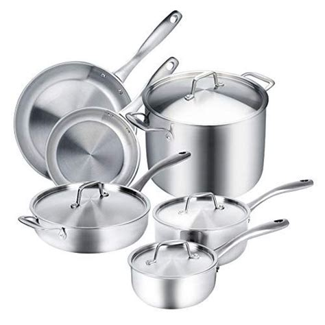 cookware induction sets comparison