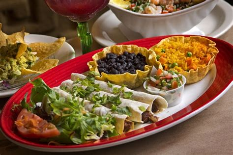 restaurant cuisine food facts say ole to south of the border cuisine