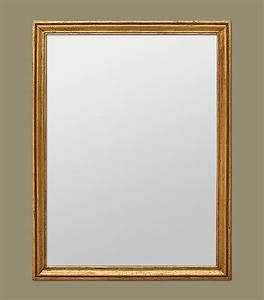 Miroir Doré Ancien : miroir ancien chemin e moulure bois dor ~ Teatrodelosmanantiales.com Idées de Décoration