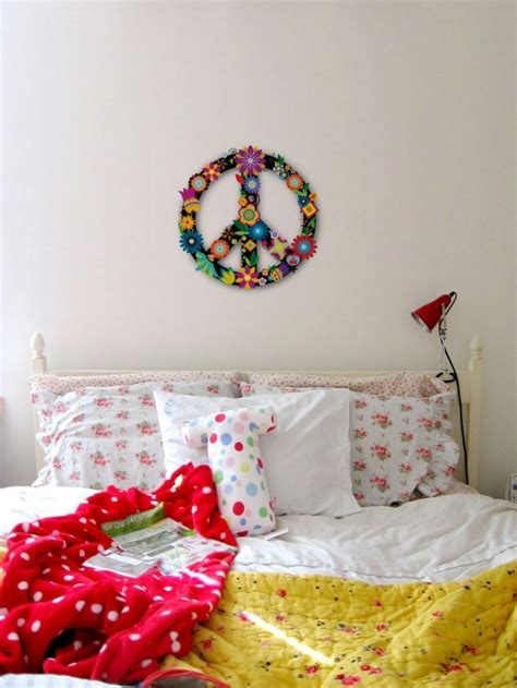 deco uniques pour creer une chambre hippie