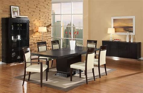 contemporary dining room sets concept of contemporary dining room sets trellischicago