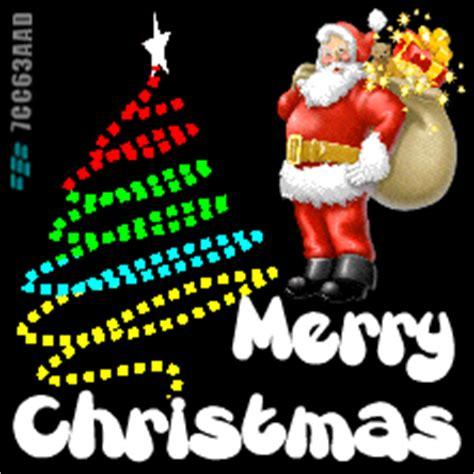 kumpulan gambar animasi bergerak ucapan selamat natal