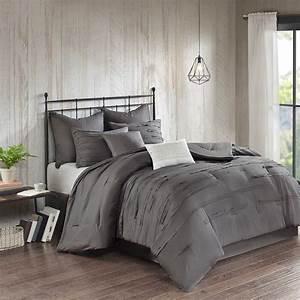 Jenda, Grey, By, Fiveten, 510, Designs, Bedding
