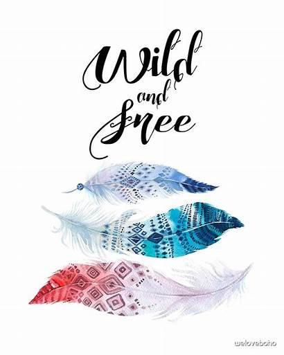 Wild Feathers Redbubble Weloveboho