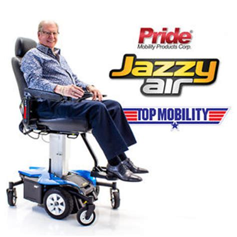 jazzy power chair cover jazzy air powerchair elevating seat height pride electric