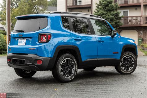 Review Jeep by 2015 Jeep Renegade Trailhawk Review Gimmicky Nostalgia