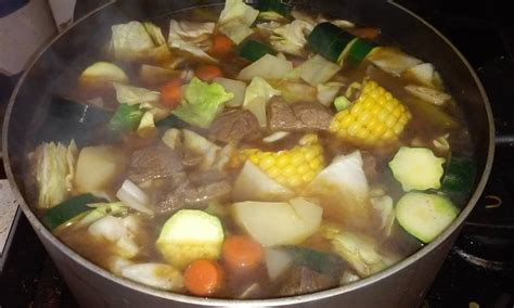 Caldo De Res Mexican Style Beef Soup Recipe