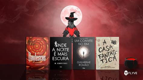 Editora Flyve lança promoção para comemorar o Halloween ...