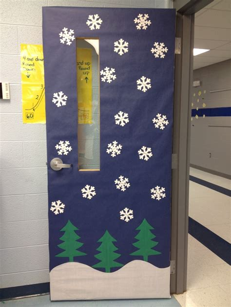winter classroom door decorations my winter classroom door bulletin boards