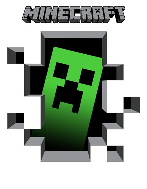 Minecraft Clipart Logo Clipart Minecraft Pencil And In Color Logo Clipart