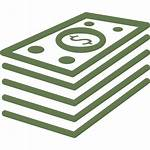 Money Icon Cash Dollars Bundle Energy Icons