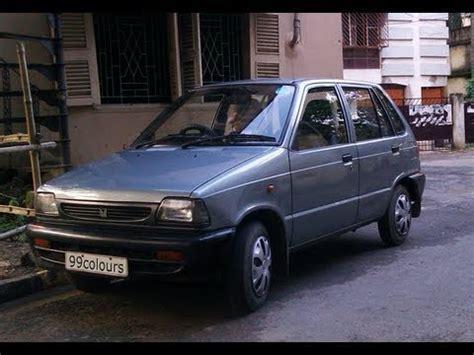 Maruti 800 Resale - Good condition AC car(EURO II)of year ...