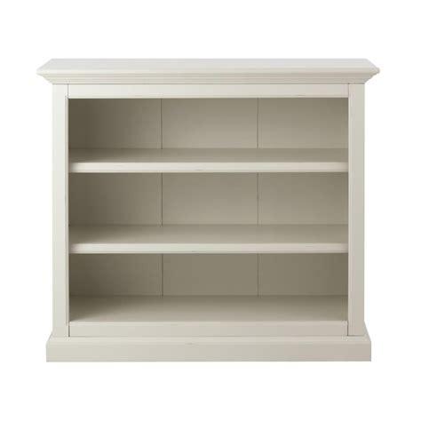 martha stewart kitchen collection martha stewart living ingrid rubbed ivory open bookcase