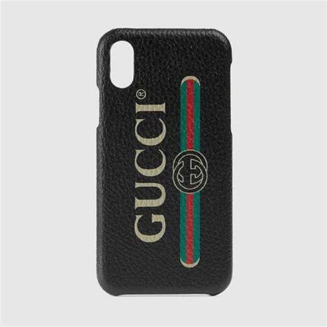 gucci print iphone xxs case gucci