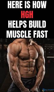 Human Growth Hormone Benefits For Muscle Building   Hgh  Muscle  Bodybuildingtips