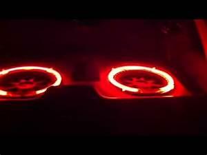 Neon Subwoofer Lights