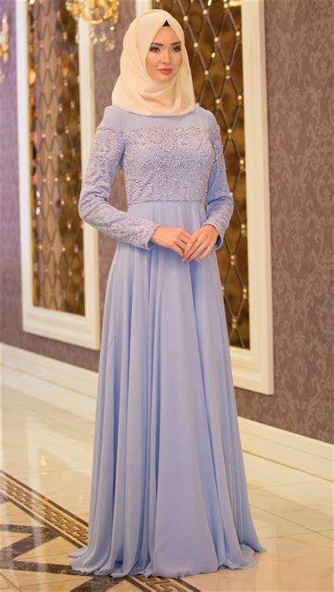 model gamis cantik 50 model baju brokat muslim dari dress gamis hingga