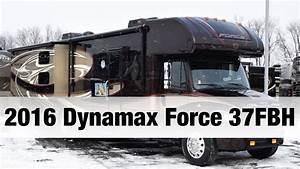 2016 Dynamax Force 37fbh