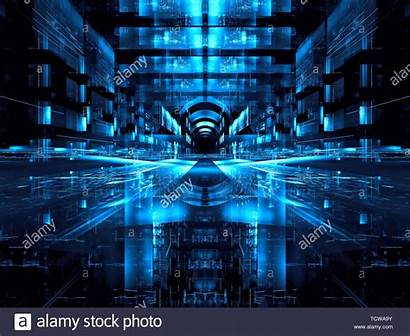 Virtual Background Reality Abstract Generated Digitally Alamy