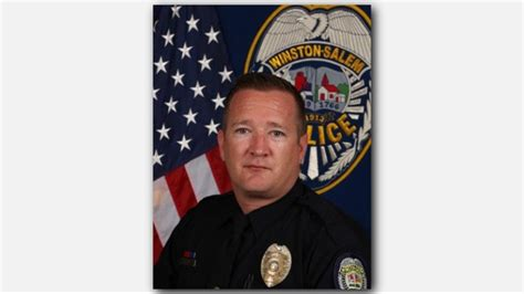 winston salem police officer dies unexpectedly