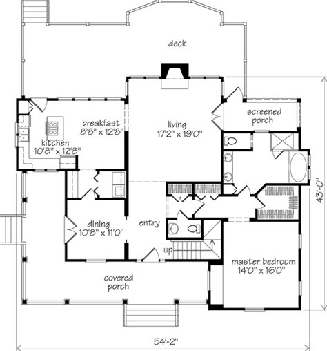 anchorage hills allison ramsey architects  southern living house plans