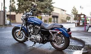 2015 - 2017 Harley-Davidson Sportster 1200 Custom Review ...