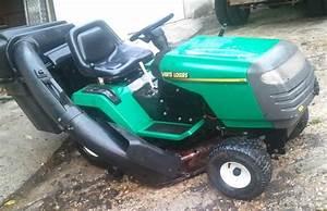Bac De Ramassage Tracteur Tondeuse : tracteur tondeuse vert loisir vlk125 42 1 metre 5 cm ~ Nature-et-papiers.com Idées de Décoration