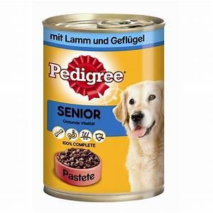 Hundefutter Auf Rechnung Bestellen : pedigree dose senior hundefutter von pedigree g nstig bestellen bei ~ Themetempest.com Abrechnung