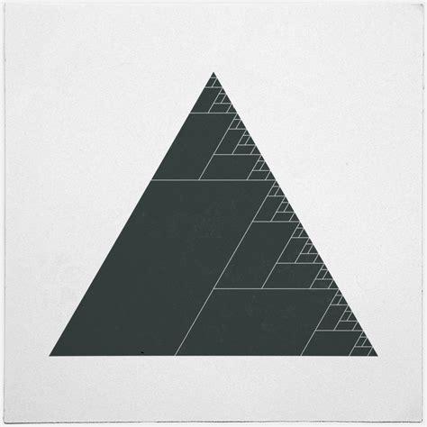 geometric triangle design geometric tattoo images designs