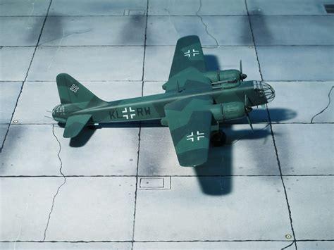 Dornier Do 417 V1 (unicraft, Resin)