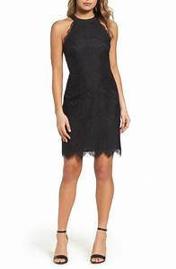 trendy lace bodycon dresses for summer wedding guests With black dress summer wedding