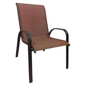 mainstays oversized stacking sling chair