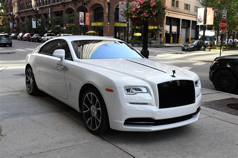 Gambar Mobil Rolls Royce Wraith by Used 2017 Rolls Royce Wraith For Sale Special Pricing