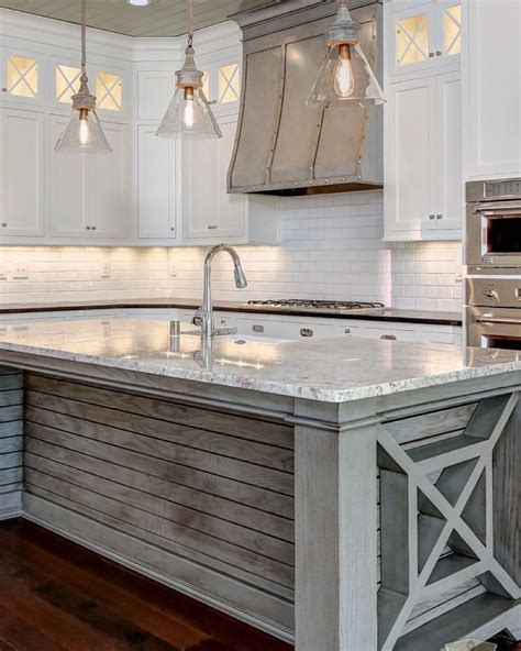 white kitchen wood island islands woods and hoods on
