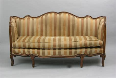 Provincial Settee by A Provincial Settee Ca 19th Century 09 16 06