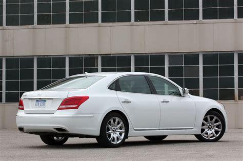 Hyundai Equus 2011 by 2011 Hyundai Equus Ultimate Wrap Up W Autoblog