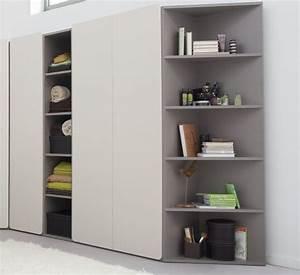 Etagere Chambre Ado : meuble de rangement chambre ado pi ti li ~ Teatrodelosmanantiales.com Idées de Décoration