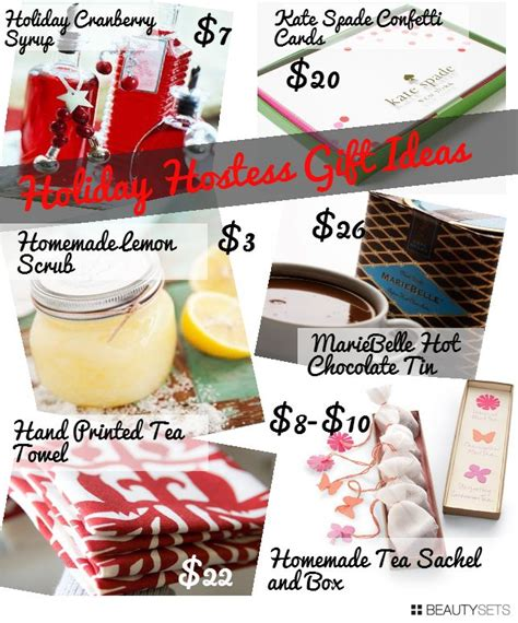 holiday hostess gift ideas gifts for the hostess pinterest