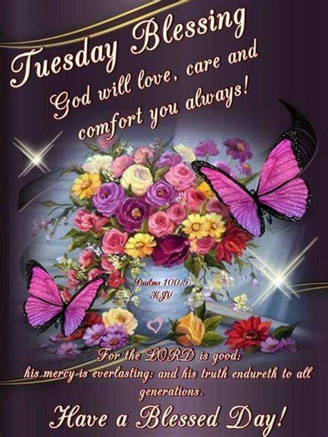 god  love care  comfort   tuesday