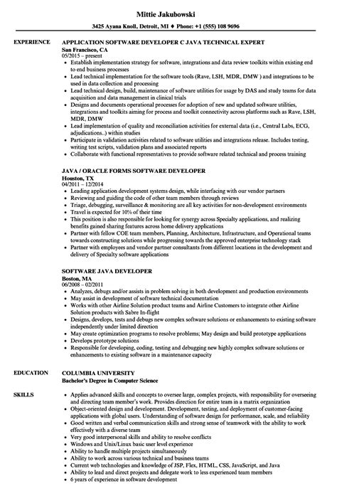 free sle resume of hr manager winway resume sles
