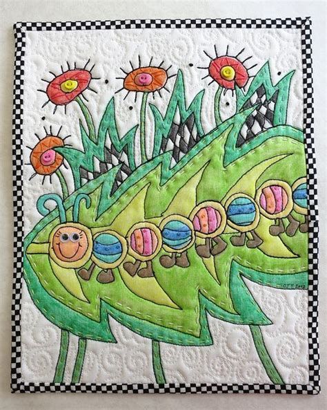 forget piecing  applique  pull   crayons