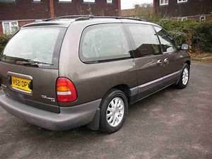 Chrysler 2000 Grand Voyager Le Auto Bronze Excellent