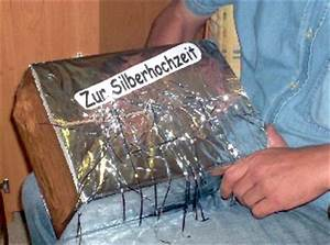 Geschenke Zur Silberhochzeit Basteln :  ~ Frokenaadalensverden.com Haus und Dekorationen