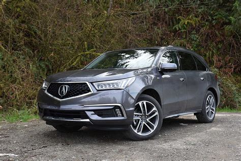 Hybrid Acura by 2017 Acura Mdx Sport Hybrid Review The Acura Legend